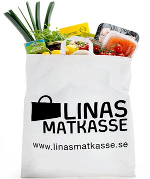Boka kostnadsfri värdering - få en Linas Matkasse utan kostnad!